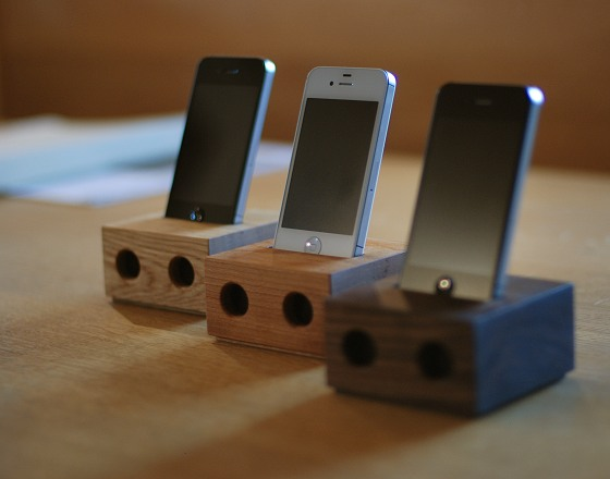 iPhone stand 001 [tetra]